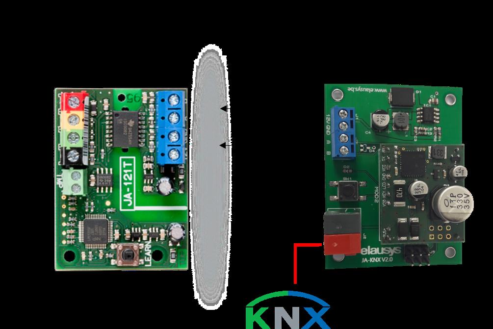 JA-KNX Connection