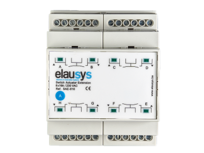 SAE-816 - Universal KNX Actuator System